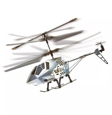 Gyroscope Wireless Helicopter 3 Channel Infrared Control Multi Directional Led