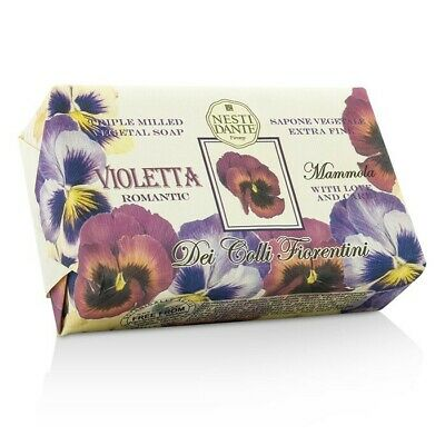 Nesti Dante Dei Colli Fiorentini Triple Milled Vegetal Soap - Sweet Violet 250g