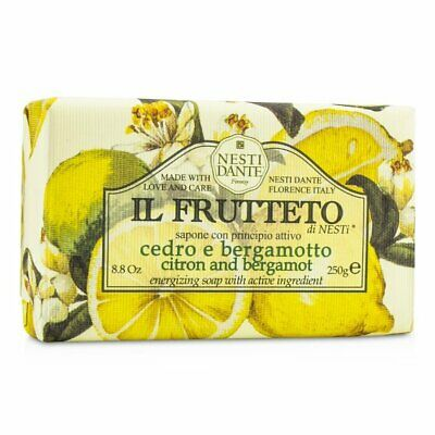 Nesti Dante Il Frutteto Energizing Soap - Citron & Bergamot 250g Bath & Shower