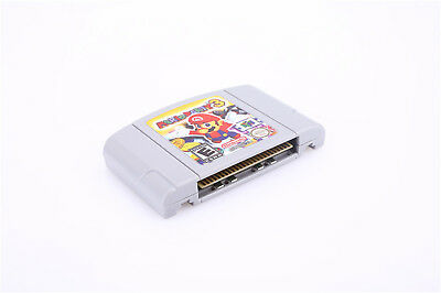 Mario Party 3 For Nintendo 64 N64 Game Card Console EU Version Palying Colorful