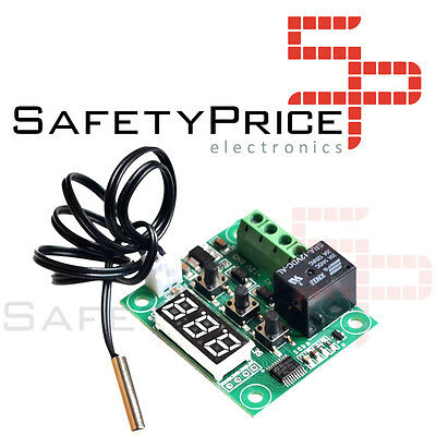W1209 Thermostat driver of temperature digital with switch 12v SP