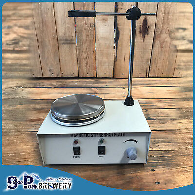 Magnetic Plate Stirrer + Heating - All Grain/Extract, Robobrew, Grainfather