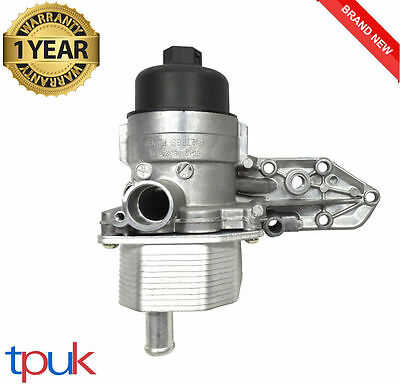 Ford Transit Mk6 Mk7 2.4 Rwd Complete Oil Cooler & Filter 2000 - 2014