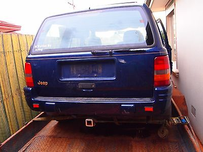 Jeep ZJ Grand Cherokee limited wrecking 4.0L Auto 4X4