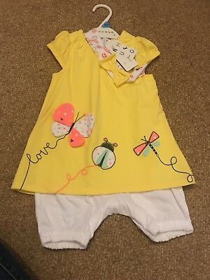 9-12 Month Summer Outfit