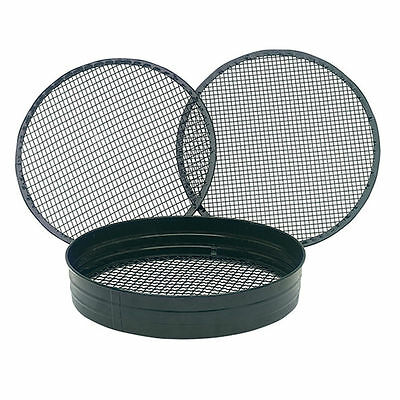 Heavy Duty Garden Riddle Riddler Soil Sift / Compost Sieve / Seed Tray (4 Types)