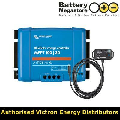 Victron MPPT 100/30 & Bluetooth Dongle - SCC020030200 & ASS030536010