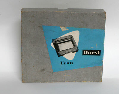 Used Durst Uran With 6x9 Insert