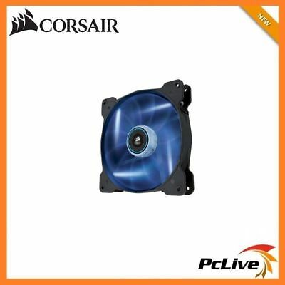 Corsair Air Series AF140 Blue LED 140mm Fan Quiet High Performance Airflow 14cm