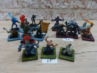 Dreamblade - Wizards figures / miniatures  - Multiple listing -