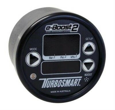 TurboSmart eBoost2 EBC Electronic Turbo Boost Controller 60mm Gauge *BRAND NEW*