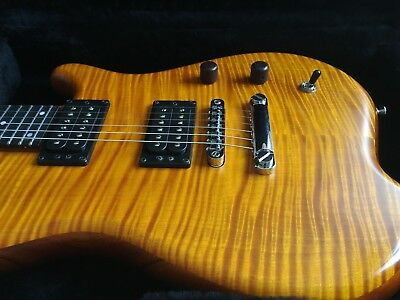 Allan Holdsworth H2 Carvin Kiesel (like HF2 Fatboy, Telecaster style)