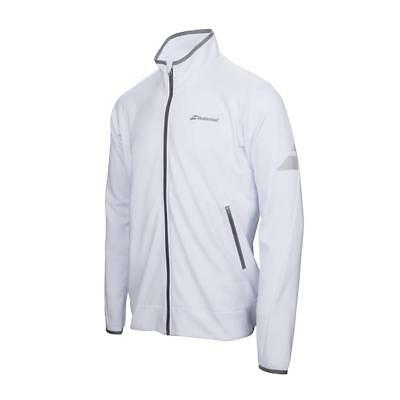Babolat Mens Performance Full Zip Tennis Track Jacket - NEW