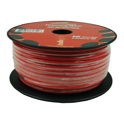 NIPPON  AP12500RD Audiopipe 12 Gauge 500Ft Primary Wire Red