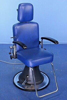 SMR Storz ENT Chair H-Chair Barber-Style Medical Chair Exam Chair with Warranty