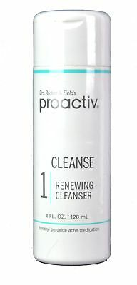 PROACTIV Step1 Renewing Cleanse Sealed Skin Smoothing Exfoliator Facial Cleanser