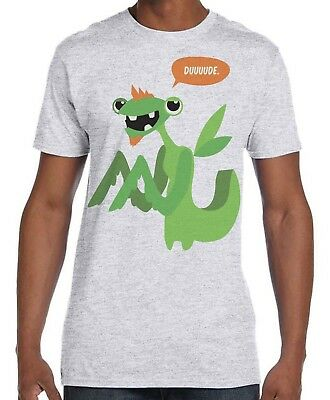 Funny T-shirt - The Dude-Mantis -FREE SHIPPING- [F7X] BRAND NEW!