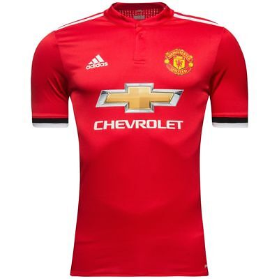 Manchester United Home Shirt 2017/18 & Lukaku#9 Available