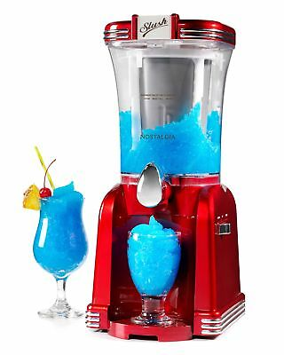 Nostalgia RSM650 Retro Series 32-Ounce Slush Drink Maker