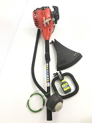 Homelite 2 Cycle Curved Shaft Gas String Trimmer Weed grass UT33600A