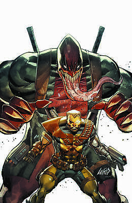Cable Virgin Variant issue #5  Rob Liefeld cover art