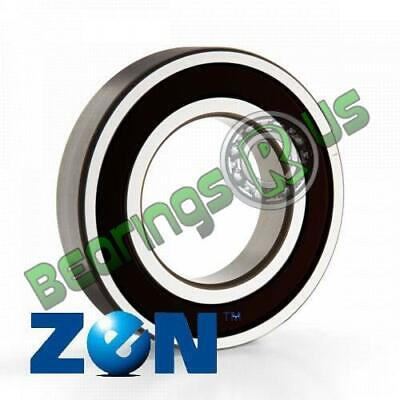 606 2RS ZEN Sealed  Deep Groove Ball Bearing 6x17x6mm