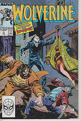 Wolverine 4 - 1989 - Near Mint