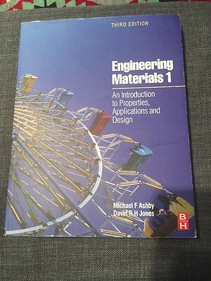Engineering Materials 1: an Introduction to Properties, Applications and Design…