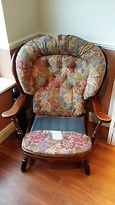 Joynson Holland Cottage armchair fireside chair