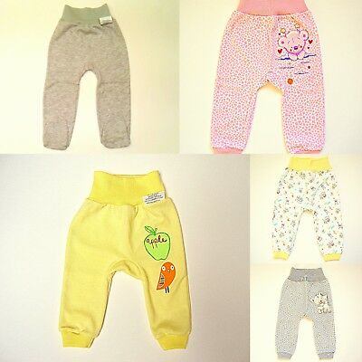 BABY GIRL BOY  6-9  9-12  12-18  18-24 Months TROUSERS 100% SOFT COTTON
