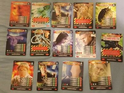 Battles in Time Exterminator Common Cards job lot - stunning condition!! 14 card