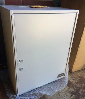 Lionville Wall Mount Pharmacy Narcotic Cabinet Double Locking