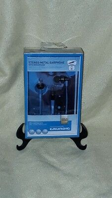 Grundig Stereo Metal Earphone