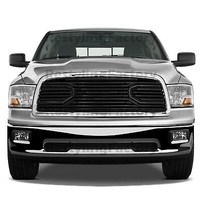 06-08 Ram 1500+06-09 Ram 2500+3500 Big Horn Chrome Packaged Grille+Chrome Shell
