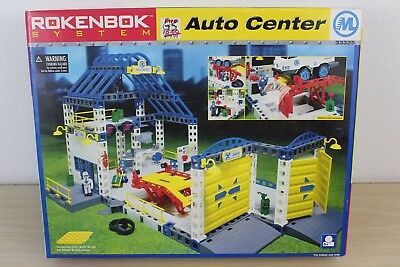 Auto Center Set #33325 Rokenbok System Building 1999 NEW in BOX