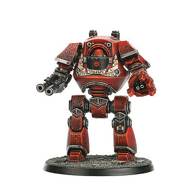WARHAMMER 40K Horus Heresy 30k Betrayal at Calth Contemptor Dreadnought NOS