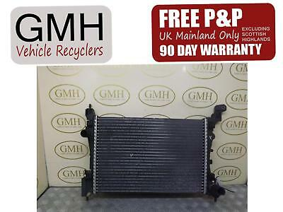 Fiat Grande Punto 1.4 Petrol Water Coolant Radiator Without Ac  2006-2010 ┐