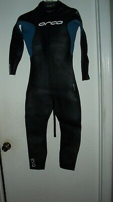 Orca Evo wetsuit size MT