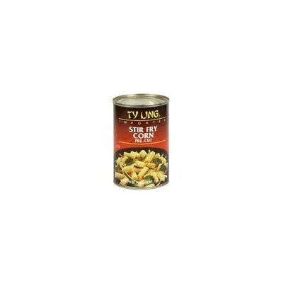 Ty Ling Naturals Baby Corn, Whole Spears - 15 oz