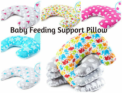 BREAST FEEDING MATERNITY PREGNANCY NURSING PILLOW BABY SUPPORT Perfect Gift NEW