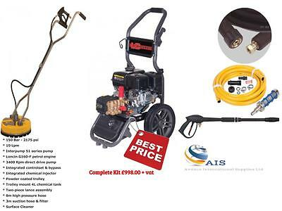 Professional Pressure Washer Kit