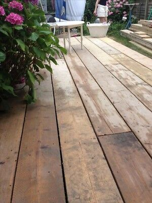 Scaffold Boards - used - good condition - various sizes ideal for projects