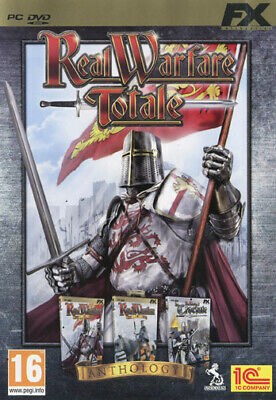 Real Warfare Total Anthology PC FX INTERACTIVE
