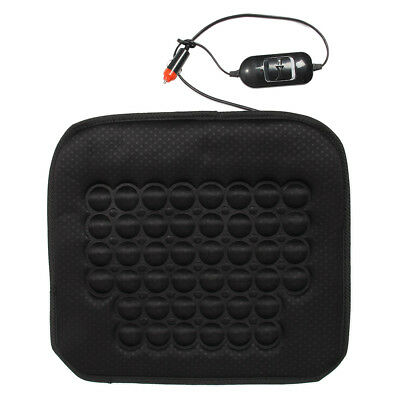 Car Heated Seat Cushion Hot Cover Auto 12V Heat Heater Warmer Pad-winter L5Y3