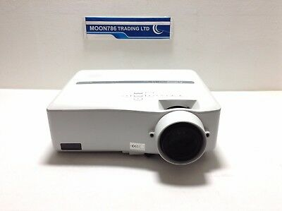 Mitsubishi Xl2550U Lcd Projector Used 264H Lamp Hours Image Shade | Ref: 1173
