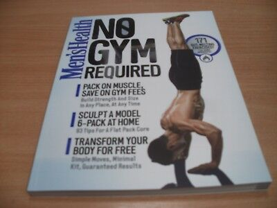 Men's Health magazine No Gym Required Special; 171 Gut-Melting Exercises & more