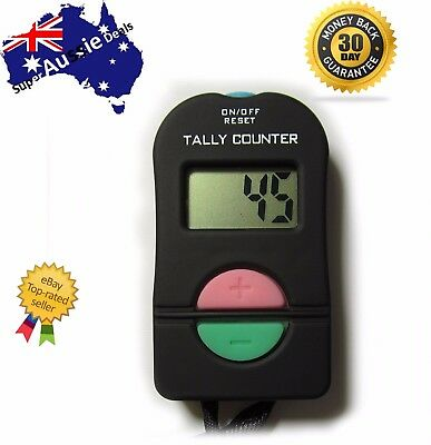Electronic Tally People Counter Head Security Doorman up/down button