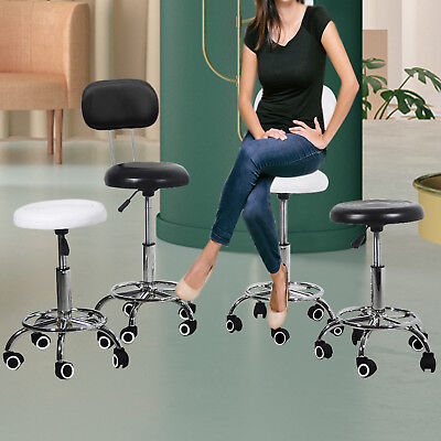 Salon Stool Hairdressing Styling Spa Chair Barber Massage Beauty Tattoo Studio