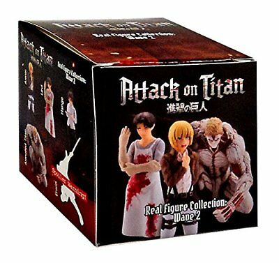 Attack on Titan Real Figure Collection Wave 2 Attack on Titan Mystery Pack