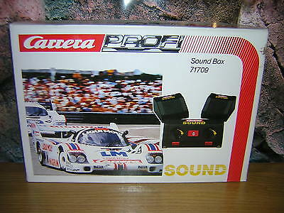 (hk) Sound Box Carrera Pro 71709 Identical 70709 Exclusive 124 132 NEW SEALED